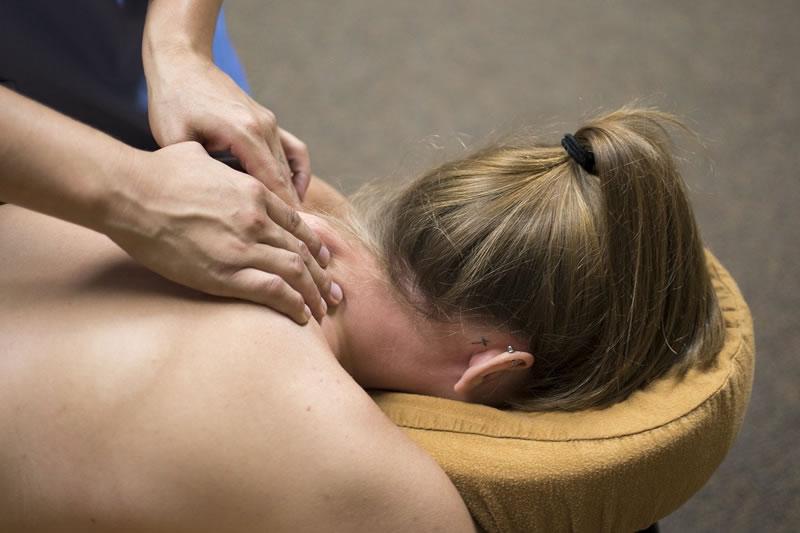 massage after birth